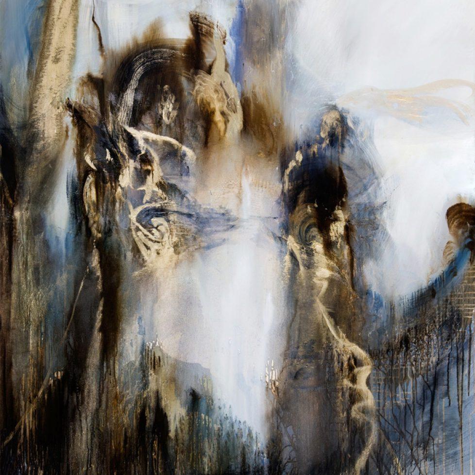 Bartolome, 150 x1 40 cm, oil on canvas, 2008. Fernando Velazquez
