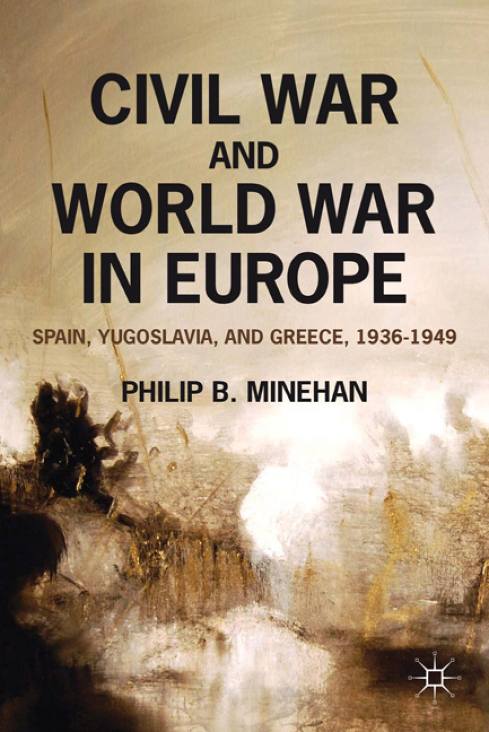 Europe War Book Cover