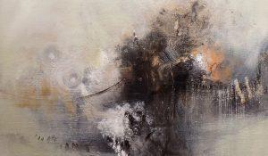 Morning Lights 36 x 46cm Oil on canvas