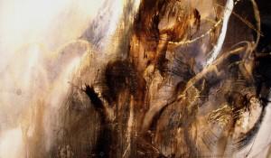 Nuevas, Oil on canvas. Fernando Velazquez