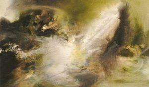Faro 30 x 40 cm oil on canvas