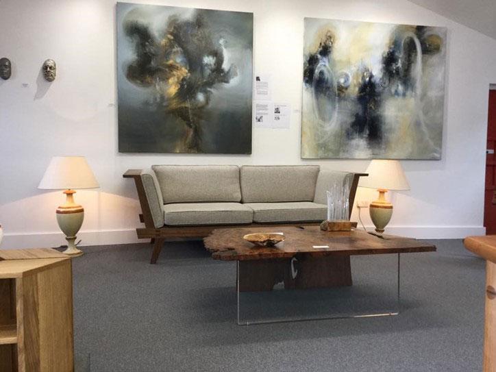 The Bowridge Gallery exhibition