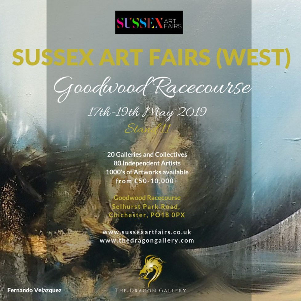 Exhibiting at the Sussex Art Fair