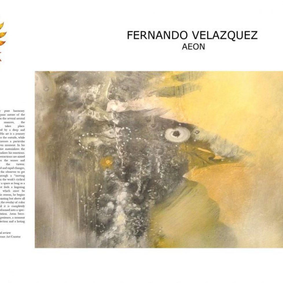 Critic Review from Alessia Perone, Mads Gallery, Milan.